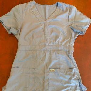 Ceil blue greys anatomy scrubs